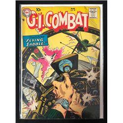 DC COMICS G.I COMBAT NO. 58 GOLDEN AGE COMIC