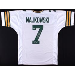 "Don Majkowski Signed Packers Jersey Inscribed ""Majik"" (Gridiron Legends COA)"