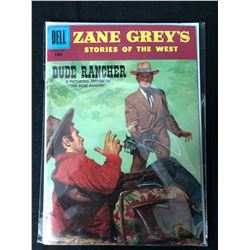 ZANE GREY'S STORIES OF THE WEST (DELL COMICS)