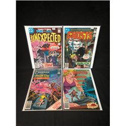 DC COMICS BOOK LOT (UNEXPECTED/ GHOSTS...)
