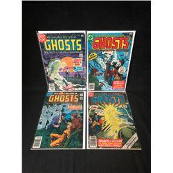 GHOSTS COMIC BOOK LOT (DC COMICS)