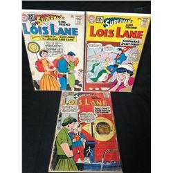 LOIS LANE COMIC BOOK LOT (DC COMICS)