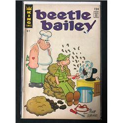 BEETLE BAILEY #61 (KING COMICS)