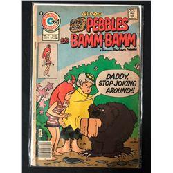 ALL NEW TEEN-AGEPEBBLES & BAMM-BAMM #29 (CHARLTON COMICS)