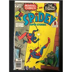 SPIDEY SUPER STORIES #25 (MARVEL COMICS)
