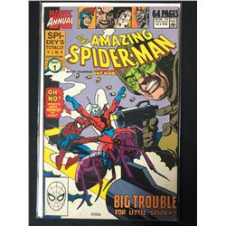 THE AMAZING SPIDER-MAN GUEST STARRING ANT-MAN PART ONE (MARVEL ANNUAL)