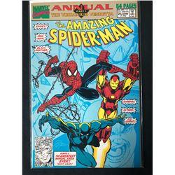 "THE AMAZING SPIDER-MAN ANNUAL PART ONE ""THE VIBRANIUM VENDETTA"" (MARVEL COMICS)"