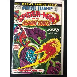 MARVEL TEAM-UP FEATURING SPIDER-MAN AND THE HUMAN TORCH #10 (MARVEL COMICS)