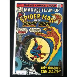 MARVEL TEAM-UP FEATURING SPIDER-MAN AND THE HUMAN TORCH #39 (MARVEL COMICS)