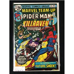 MARVEL TEAM-UP FEATURING SPIDER-MAN AND KILLRAVEN #45 (MARVEL COMICS)