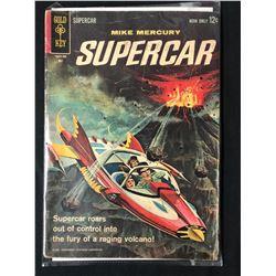 MIKE MERCURY SUPERCAR #3 (GOLD KEY COMICS)