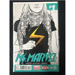 MS. MARVEL #1 (MARVEL COMICS)
