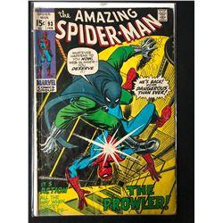 THE AMAZING SPIDER-MAN #93 (MARVEL COMICS)