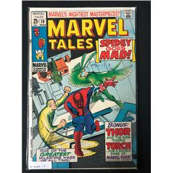 MARVEL TALES #19 (SPIDEY GOES MAD)