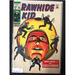1969 RAWHIDE KID #69 (MARVEL COMICS)