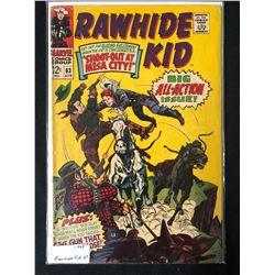 1968 RAWHIDE KID #63 (MARVEL COMICS)