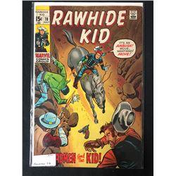 1970 RAWHIDE KID #78 (MARVEL COMICS)