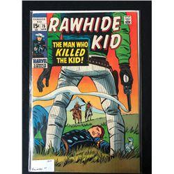 1970 RAWHIDE KID #75 (MARVEL COMICS)