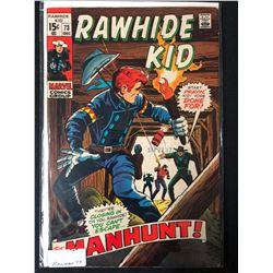1969 RAWHIDE KID #73 (MARVEL COMICS)