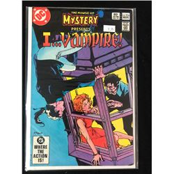 THE HOUSE OF MYSTERY PRESENTS I... VAMPIRE #314 (DC COMICS)