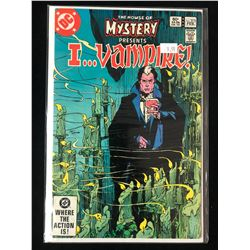 THE HOUSE OF MYSTERY PRESENTS I... VAMPIRE #313 (DC COMICS)