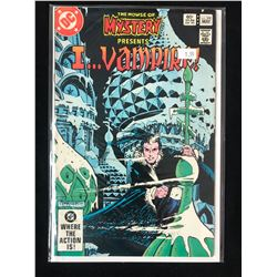 THE HOUSE OF MYSTERY PRESENTS I... VAMPIRE #316 (DC COMICS)