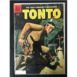 1956 TONTO COMIC #23 (DELL COMICS)