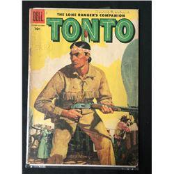 VINTAGE TONTO COMIC BOOK (DELL COMICS)