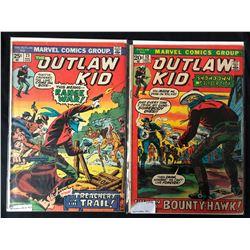 OUTLAW KID COMIC BOOKS #12/ #23  (MARVEL COMICS)