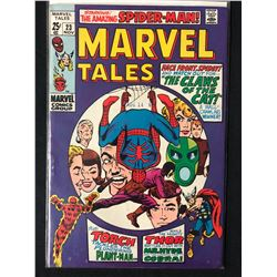 MARVEL TALES #23 (STARRING THE AMAZING SPIDER-MAN)