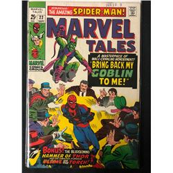 MARVEL TALES #22 (STARRING THE AMAZING SPIDER-MAN)