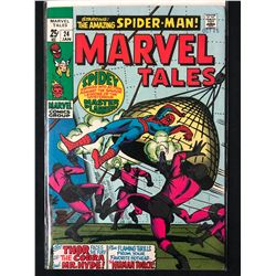 MARVEL TALES #24 (STARRING THE AMAZING SPIDER-MAN)