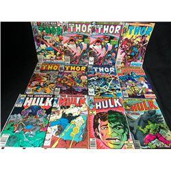 MARVEL COMICS BOOK LOT (THOR/ HULK)