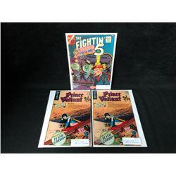 1960-70'S COMIC BOOK LOT (THE FIGHTIN' 5/ PRINCE VALIANT)
