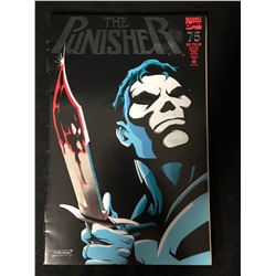 The Punisher #75 1993 Foil Cover Comic Book - Marvel