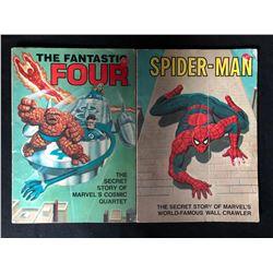 FANTASTIC FOUR/ SPIDER-MAN COMIC BOOK LOT