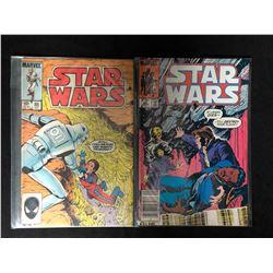 STAR WARS COMIC BOOK LOT #86/ #99