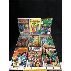 COMIC BOOK LOT (SUPER GOOF/ SUPERMAN/ THE PHANTOM STRANGER...)