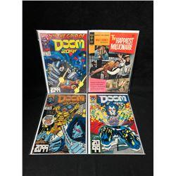DOOM 2099 COMIC BOOK LOT (MARVEL COMICS)
