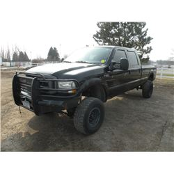 2004 Ford F-350 SN#-1FTSW31PX4EA21208
