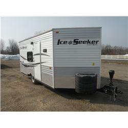 2015 Ice Seeker fish house SN#-4V0TC1822FJ006326