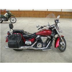 2008 Yamaha V-Star SN#-JYAVP24E08A005977