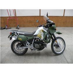 2002 Kawasaki KLR 650 SN#-JKAKLEA182DA01359