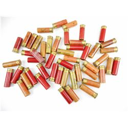 ASSORTED PAPER 12 GAUGE SHOTSHELLS