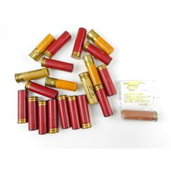 20 GAUGE PAPER SHOTGUN SHELLS