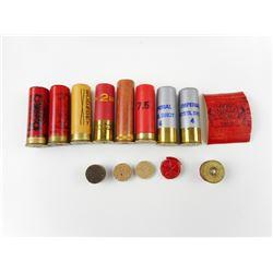 COLLECTION OF SHOTGUN SHELLS