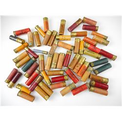 ASSORTED PAPER SHOTSHELLS