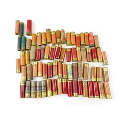 ASSORTED PAPER SHOTGUN SHELLS, EMPTIES
