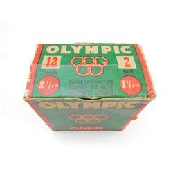 OLYMPIC 12 GAUGE PAPER SHOTSHELLS