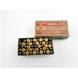 DOMINION 38 MAUSER (7.63MM) AMMO